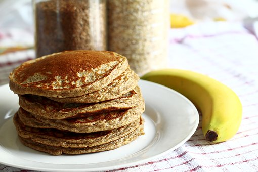 Guiltless Quinoa Pancakes