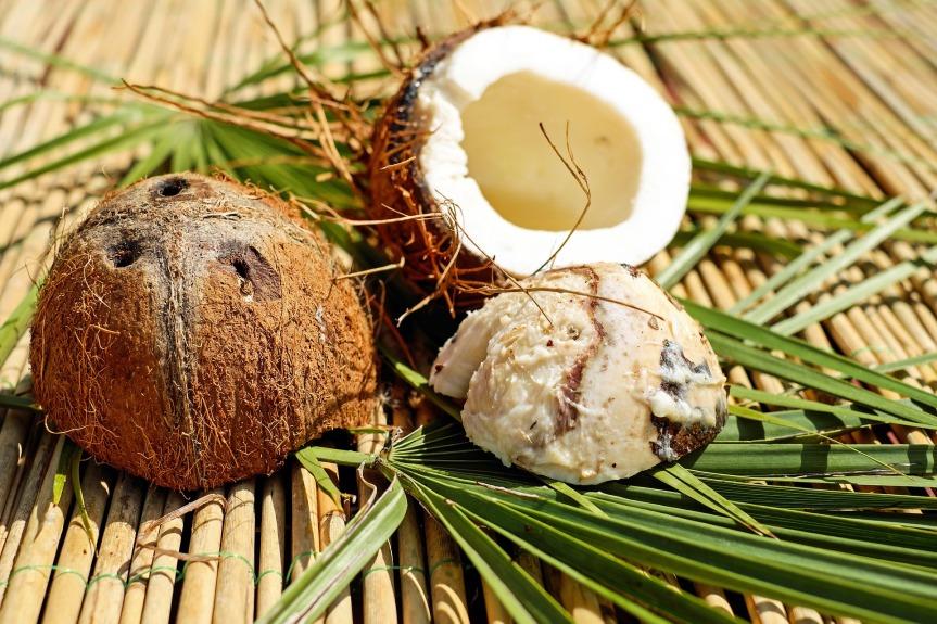 Raw Vegan Coconut-Banana Ice CreamRecipe