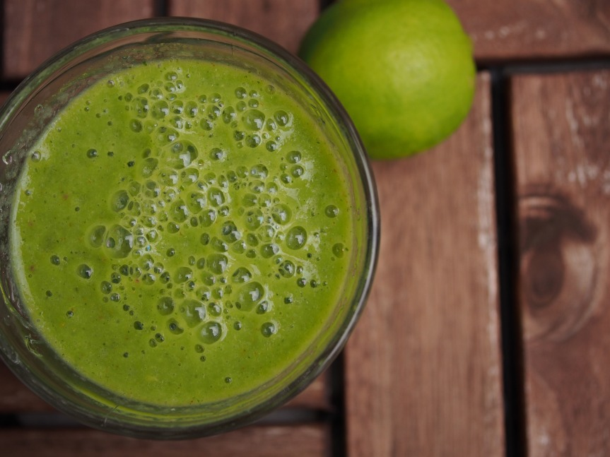 Green Life Energy Smoothie