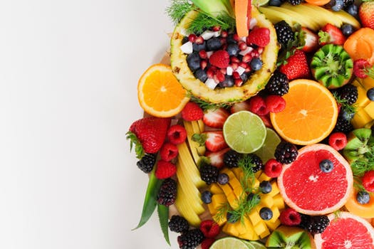 4 Simple Ways to Eat more Fruits & Veggies